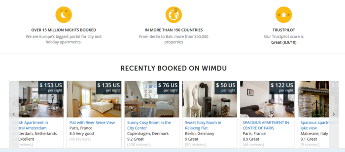 Image of: Random Founded In 2011 Windus Site Boasts Of Over 15 Million Stays Booked And Rentals Available In Over 150 Countries Their Search Tool Has You Enter Your Graphic Design Belfast The Best Vacation Rental Sites For Renting Cabins